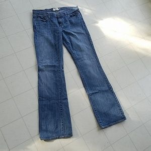 Size 8 Abercrombie and Fitch jeans
